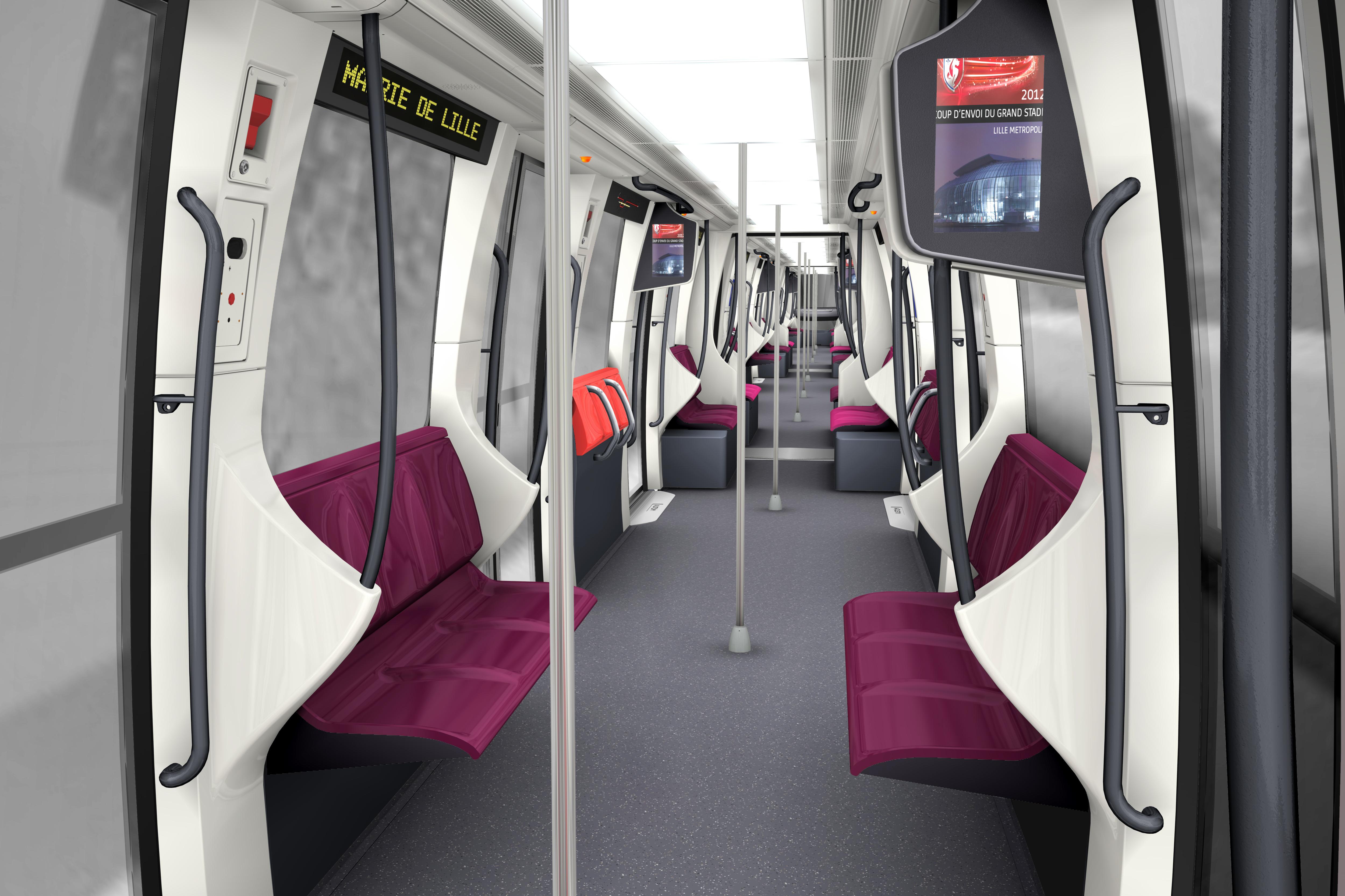 Metro LILLE