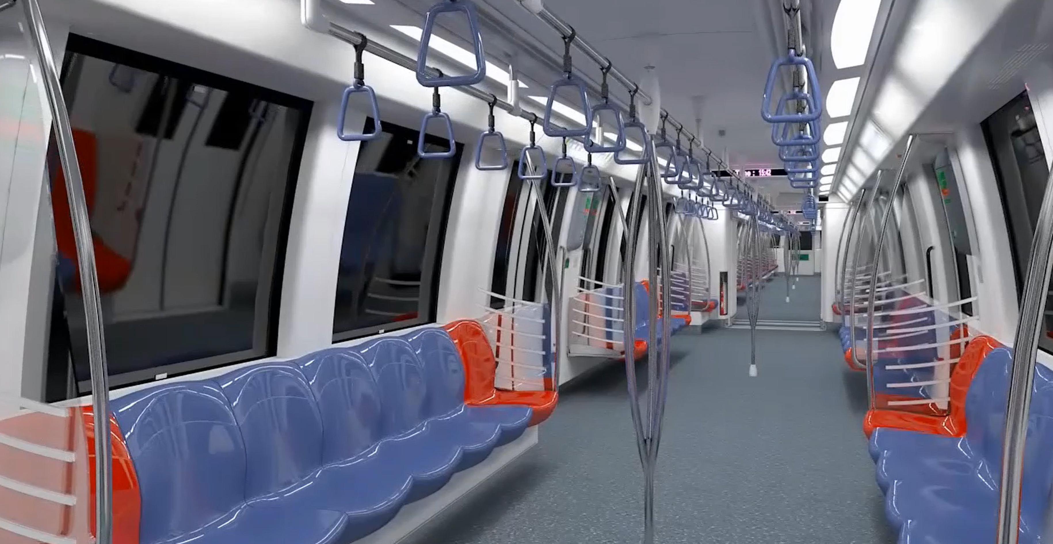 Metro SINGAPOUR