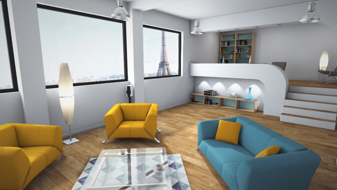 Visite Virtuelle Appartement