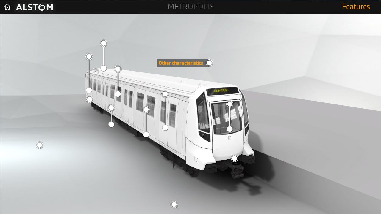 SMARTMETROPOLIS Configurateur