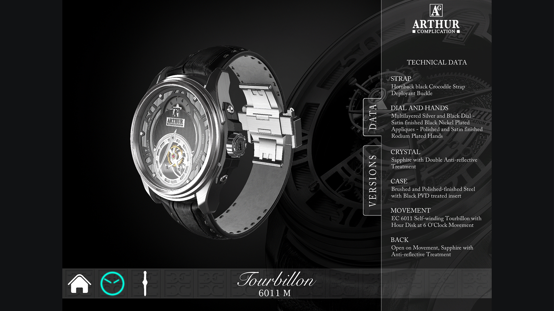 Catalogue Montre
